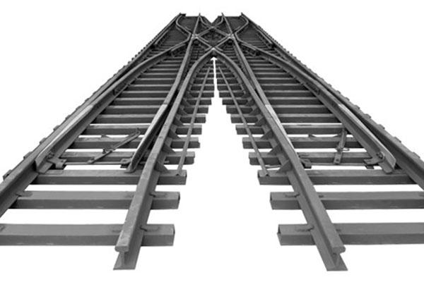 铁路道岔厂家说说火车是怎么变轨的